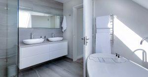 Limpeza e desinfeção de casas de banho